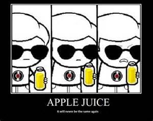 Backyardigans Apple Juice Meme Apple Juice By Striderlicious On Deviantart