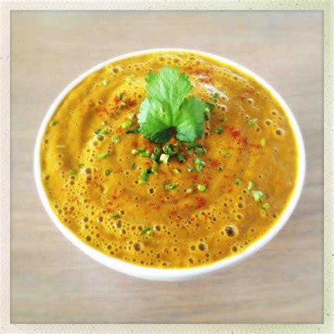 Blender Wortel verwarmende wortel gember soep