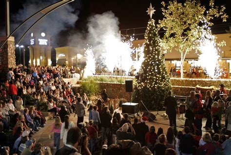 santee tree lighting party comes early this year the san