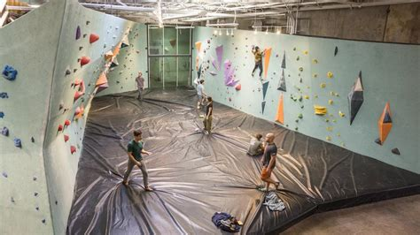 bouldering gym  join pryes brewing  mississippi