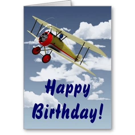 Airplane Happy Birthday Images happy birthday wishes with airplane