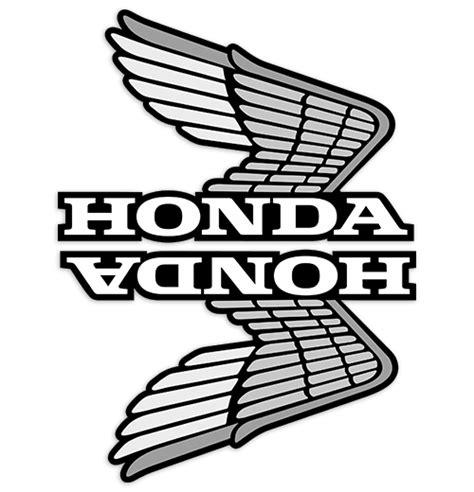 Honda Wings Aufkleber by Kit Tank Retro Honda Wings