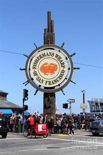 fisherman s the fishermans wharf sign san francisco california 7d14225 photograph by wingsdomain art and