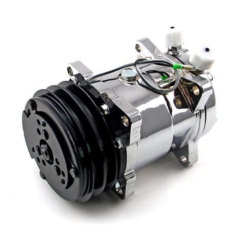 v belt sanden 508 sytle chrome air compressor ebay