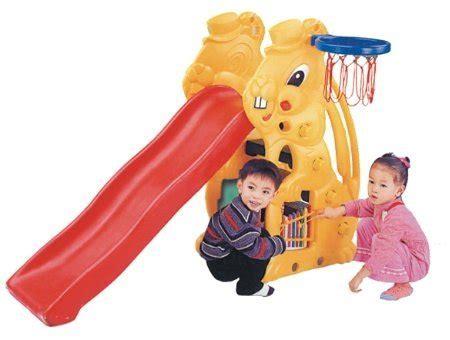 Ching Ching Rabbit Swing Mainan Ayunan Untuk Anak Motif Kelinci W 06 swing slide ayunan seluncuran mainmaintoysrental s
