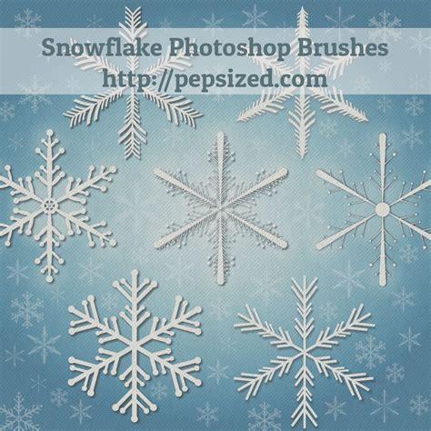snowflake pattern brush photoshop snowflake photoshop brushes photoshop brushes