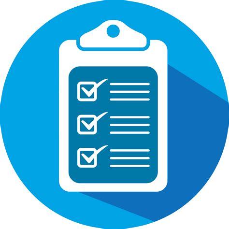 enquiry checklist  distributors clipboard icon