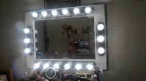 Makeup Vanity Mirror With Lights Diy Diy Makeup Vanity Mirror With Lights 200