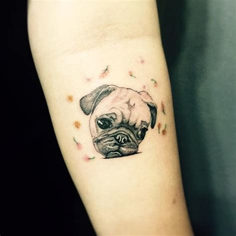 animal tattoos popsugar pets