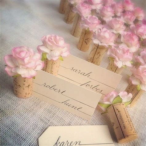 diy name cards 36 best images about a diy wedding for the eco bride on