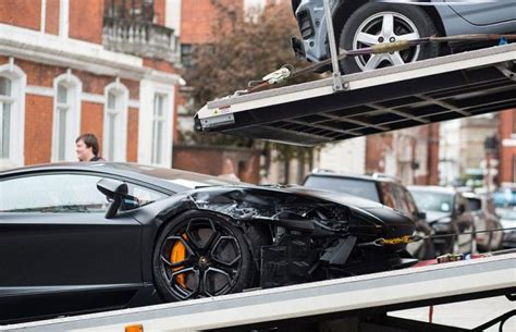 Salvage Lamborghini Aventador Wrecked Lamborghini Aventador In Vehicles