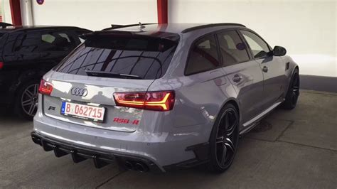 Audi Rs 6 R by Abt Audi Rs6 R