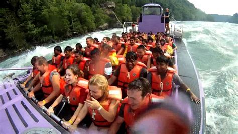 canadian boat song youtube niagara falls whirlpool jet tours 2011 youtube
