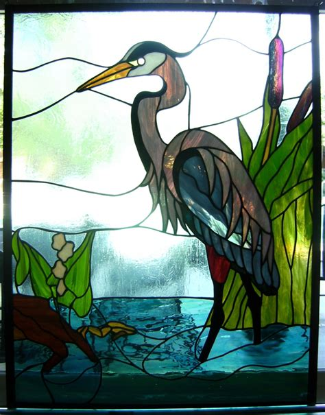 stained glass pattern blue heron 89 best images about blue heron on pinterest herons