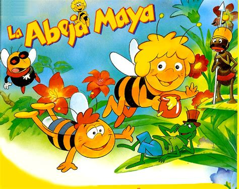 imagenes abeja maya la abeja maya jpg