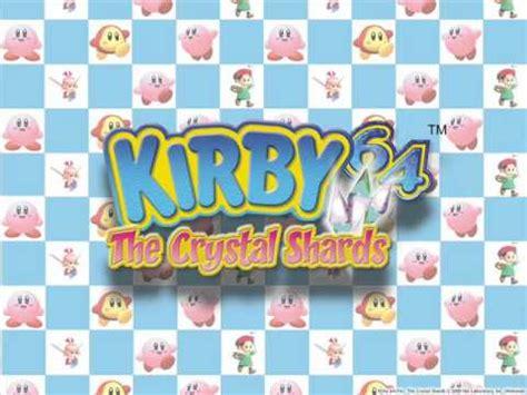 kirby 64 world map kirby 64 the shards soundtrack
