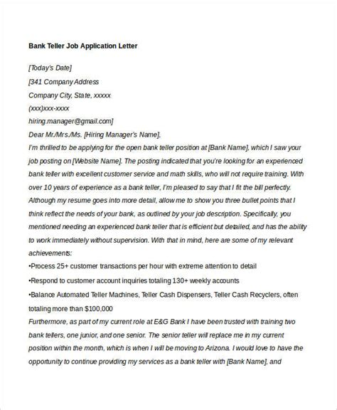 Bank Details Letter To Customers 40 application letters format free premium templates