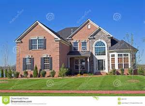 beautiful homes series 1d stock image image 680181