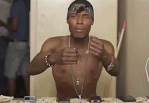 Fetty wap of quot trap queen quot fame explains missing eye rap dose