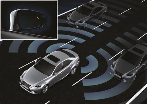 lexus car safety monitoring systems lexus