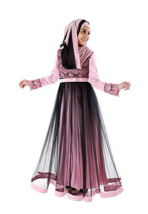 Baju Cantik Muslimah wanita muslimah semakin cantik dengan busana model gamis