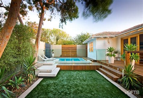 backyard ideas melbourne oftb melbourne landscaping pool design construction