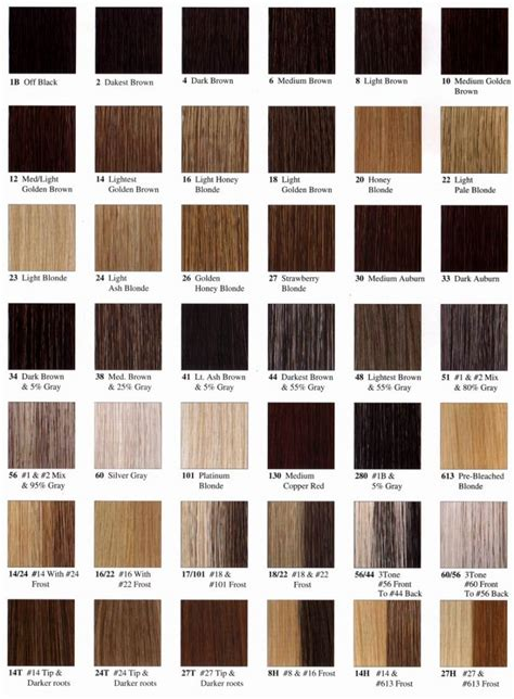 hair color chart writing with the grammar brown hair colors ash and for writing hair color name chart hair colors hair hair color and hair cuts