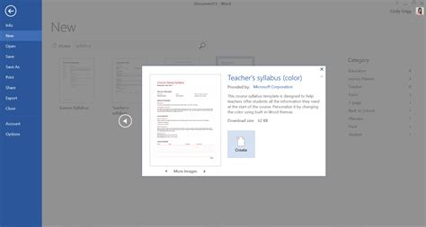 customizable templates  teachers  microsoft