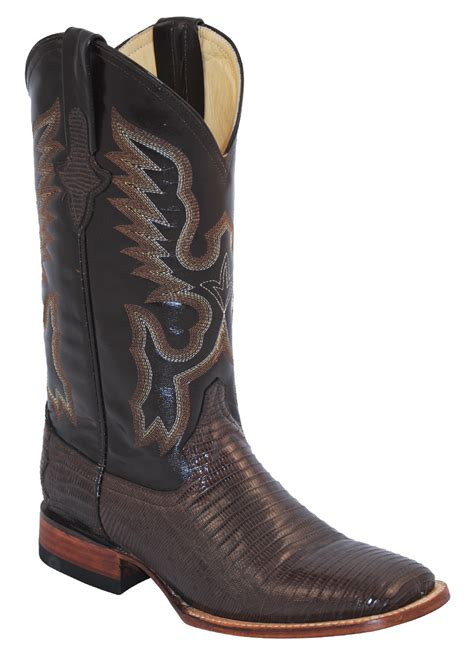 s ferrini boots pungo ridge ferrini s teju lizard square toe western