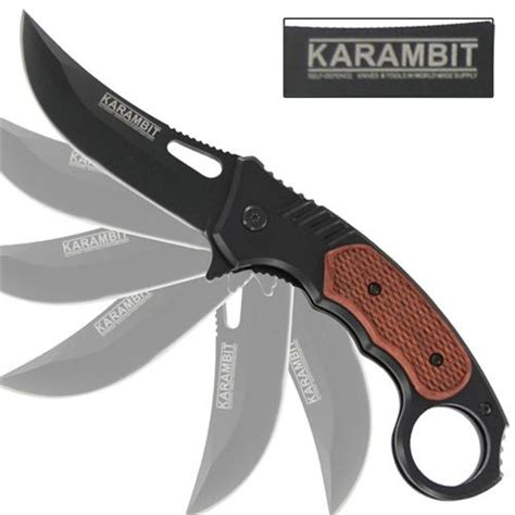 karambit style knives karambit style assisted automatic knife