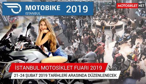istanbul motosiklet fuari  kez   subat