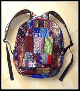 Tas Punggung Kombinasi tas punggung ransel fatihacraft