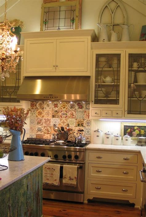 decorating ideas for the kitchen decor above cabinets kitchen pinterest vintage style