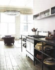 Industrial Kitchen Design Cool And Minimalist Industrial Kitchen Design And Style