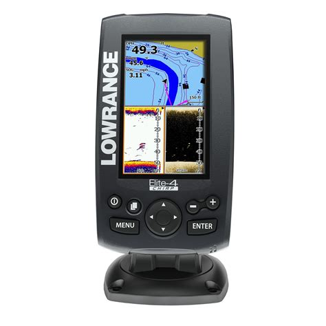 by type lowrance lowrance elite 4 chirp review fishfinders info