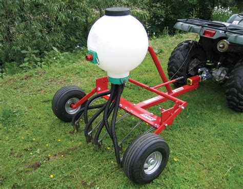 Seed Planter For Atv by Seed Spider Lss Wadsworthquads Co Uk