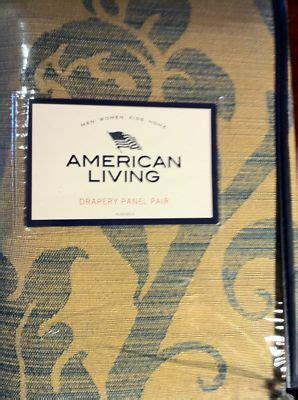 american living drapes american living eastbourne drapes new dealsplusdiscounts