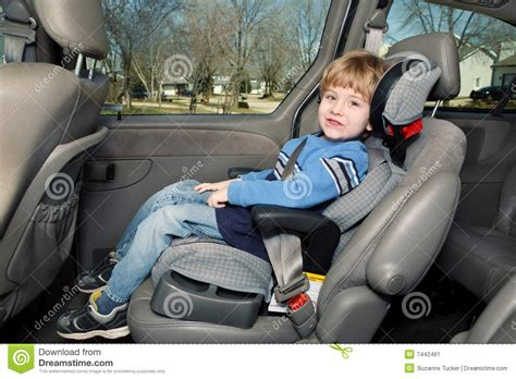 child booster seat laws va preschool age boy in a booster seat stock image image