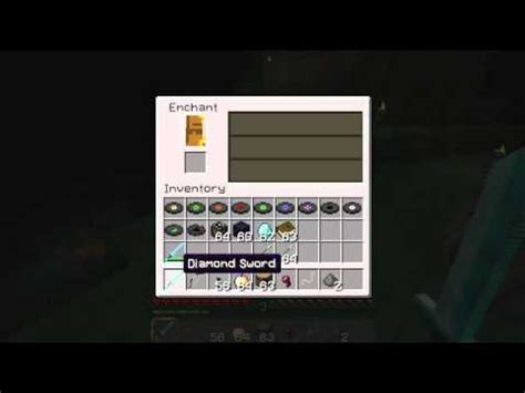Minecraft How To Make Enchantment Table by Minecraft How To Use An Enchantment Table