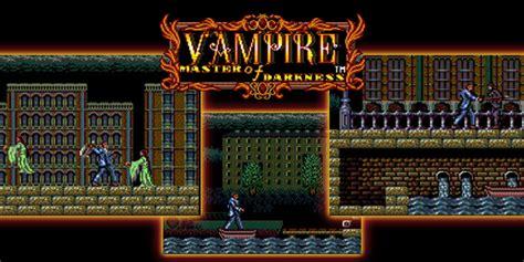 vampire master  darkness sega game gear games