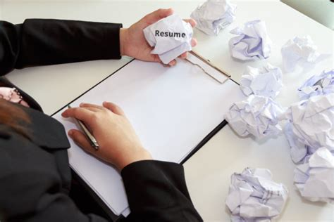 Common Resume Mistakes by How To Fix 3 Common Resume Mistakes Cio