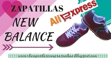 loca por las compras review zapatillas new