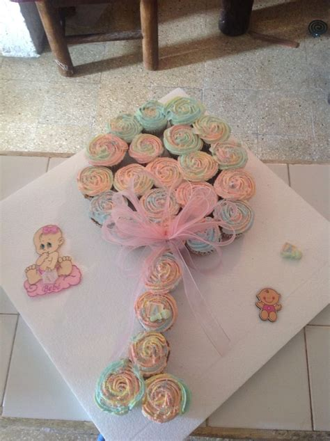 Cupcake Cakes For Baby Shower by Best 25 Baby Shower Cupcakes Ideas On
