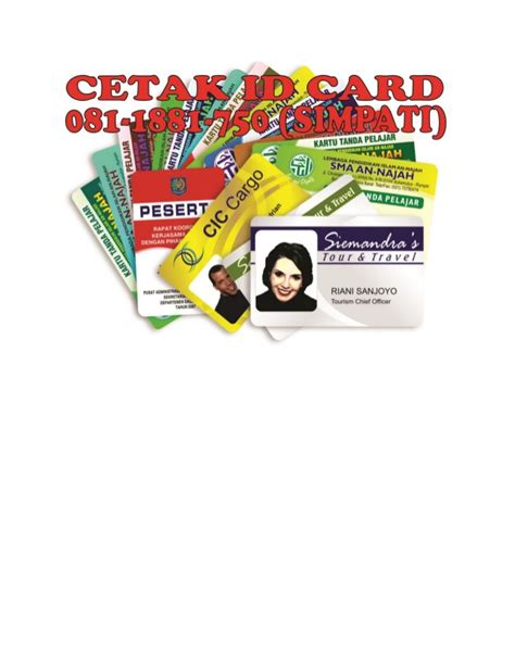 081 1881 750 simpati cetak id card dengan epson r230x