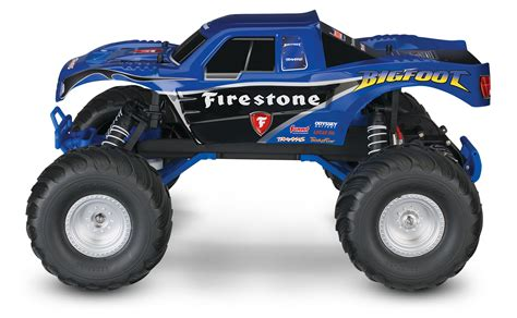 truck bigfoot traxxas announces bigfoot rc car
