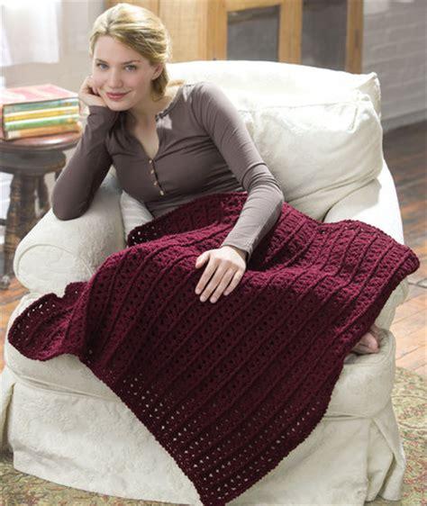 pattern crochet lap blanket crochet lap throw red heart