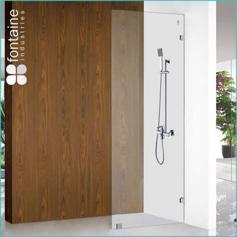 10mm Glass Shower Panel by 13 Curated Shower Screens Bases Ideas By Fontaineind