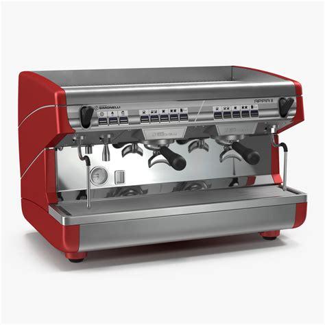 Coffee Maker Simonelli 3d espresso machine simonelli