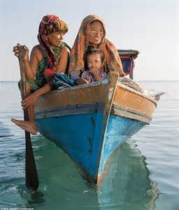 living on a boat at sea uk borneo s bajau laut and the disappearing sea gypsies in