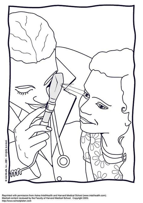 coloring pages eye doctor eye dr coloring pages az coloring pages